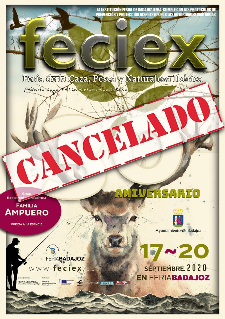 Cancelada la XXX edición de FECIEX