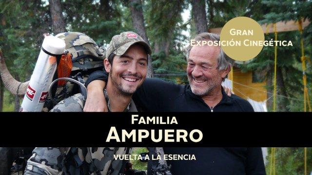 Gran Exposición. Familia Ampuero.